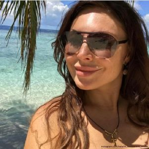 Подробнее: Наталья Бочкарева, оставшись без багажа, весь отпуск отдыхала в одних шортах и майке