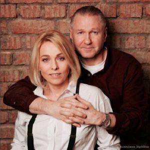 Фото Оказывается, у Игоря Бочкина и Анны Легчиловой есть сын