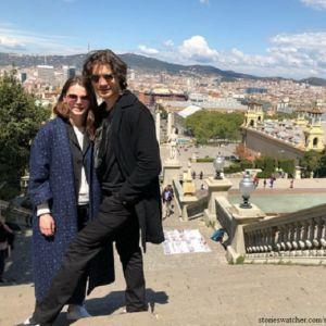 Подробнее: Елизавета Боярская в Барселоне заскучала по своим детям