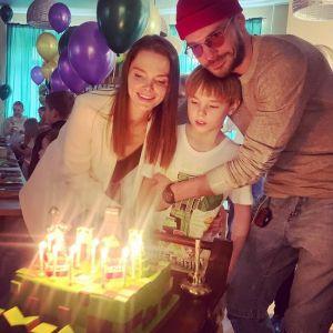 Подробнее: Сын Елизаветы Боярской отпраздновал свой девятый день рождения (видео)