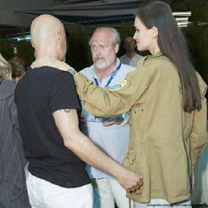 Подробнее: Федор Бондарчук с Андреевой прибыли на «Кинотавр» глубокой ночью