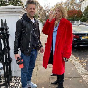 Подробнее: Возлюбленный Светланы Бондарчук поделился ее обнаженным фото