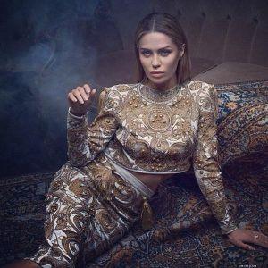 Подробнее: Виктория Боня «украла» платье
