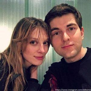 Подробнее: Дмитрий Борисов закрутил роман с моделью