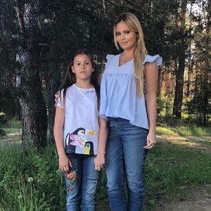 Подробнее: Дане Борисовой позволили отдохнуть с дочерью