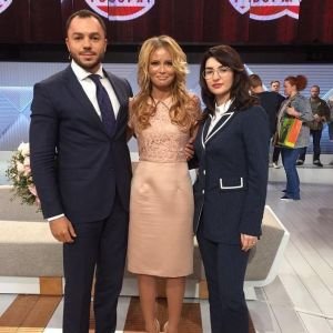 Подробнее: Дана Борисова появилась на шоу Андрея Малахова (видео)