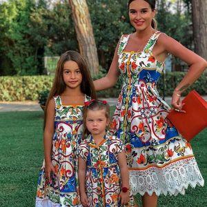Подробнее: Ксения Бородина боится вырастить из дочек хороших девочек