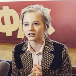 Подробнее: Александра Бортич  представила новый сериал ТНТ «Филфак» в Ленинской библиотеке