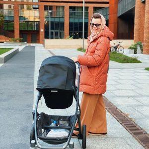 Подробнее: Татьяна Брухунова запечатлела подросшего сына Вагана в ходунках