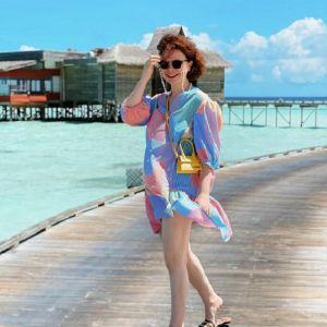 Подробнее: Татьяна Брухунова показала точеную фигуру на пляжном фото в розовом купальнике