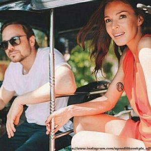 Подробнее: Агния Дитковските и Алексей Чадов о жизни после развода