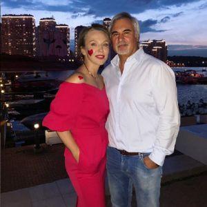 Подробнее: Альбина Джанабаева с Меладзе успели посетить за один вечер сразу пару светских мероприятий