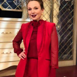 Подробнее: Альбина Джанабаева стала одной из ведущих в программе «Модный приговор»