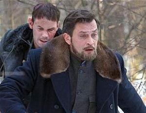 Подробнее: Александр Домогаров был среди гостей на юбилее Владимира Зельдина.