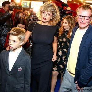 Подробнее: Дроздова с сыном, Серебряков и другие звезды посетили премьеру блокбастера  «Легенда о Коловрате»