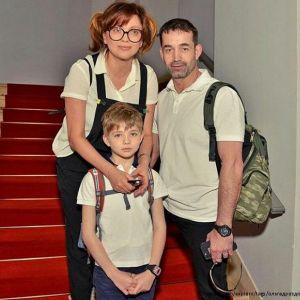 Подробнее: Ольга Дроздова мечтает, чтобы ее сын продолжил актерскую династию