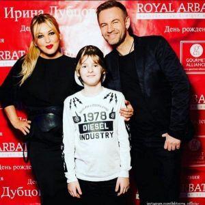 Подробнее: Ирина Дубцова  дружит с бывшим мужем