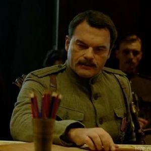 Подробнее: Евгений Дятлов в роли полковника царской армии.