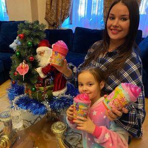 Подробнее: Оксана Федорова похвасталась 7-летней  дочерью-балериной