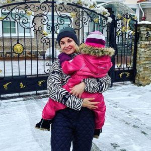 Подробнее: Полина Гагарина поделилась фото с подросшей дочерью Мией