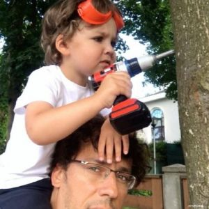Подробнее: Максим Галкин учит сына быть настоящим мужчиной (видео)
