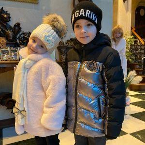 Подробнее: Максим Галкин показал своих зомби-детей