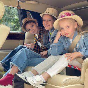Подробнее: Максим Галкин запечатлел ужин своих детей с дочкой Кристины Орбакайте