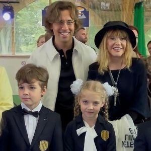Подробнее: Максим Галкин показал  нарядных Гарри и Лизу на празднике дочери Николаева