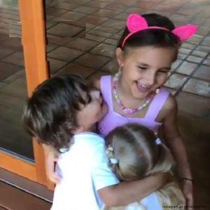 Подробнее: Дети Пугачевой и Галкина очень любят дочь Кристины Орбакайте