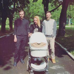 Подробнее: Младшей дочери Валерии Гай Германики исполнился месяц со дня рождения