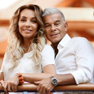 Подробнее: Жена Олега Газманова поделилась пикантным фото с мужем