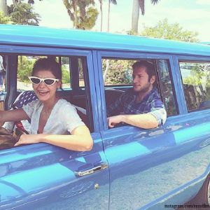Подробнее: Резо Гигинеишвили улетел с Надеждой Оболенцевой в Майами, где познакомил ее со старшей дочерью