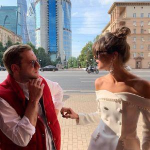 Подробнее: Надежда Оболенцева и Резо Гигинеишвили поделились кадрами из медового месяца