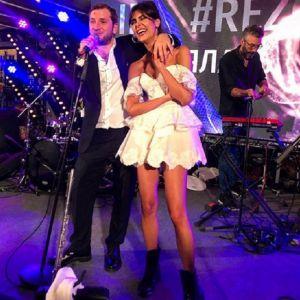 Подробнее: Резо Гигинеишвили отпраздновал свадьбу с Оболенцевой в Buro Tsum в компании близких друзей