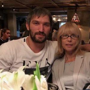 Подробнее: Александр Овечкин показал домашнее видео с Верой Глаголевой
