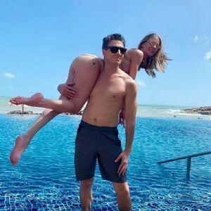 Подробнее: Глюкоза необычно поздравила супруга - Александра Чистякова с 46- летием
