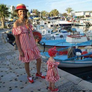 Подробнее: Мария Горбань наслаждается отдыхом на Кипре вместе с дочкой