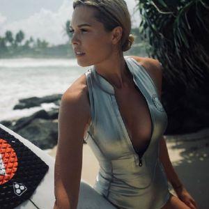Подробнее: Мария Горбань показала эротические пляжные фото