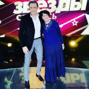 Подробнее: Сергей Горобченко поддержал маму в борьбе с раком