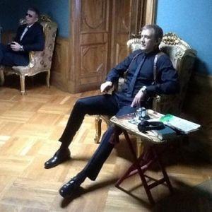 Подробнее: Сергей Горобченко стал телохранителем Суханкиной
