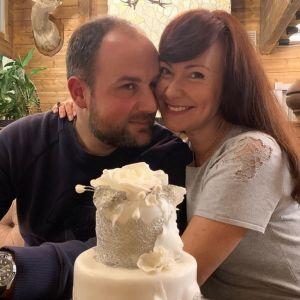 Подробнее: Муж Нонны Гришаевой выглядит старше жены