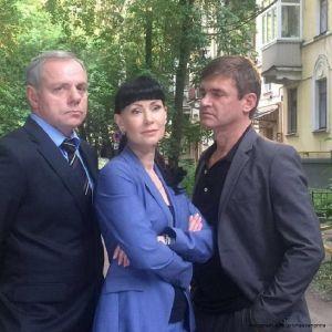 Подробнее: Нонне Гришаевой пришлось освоить профессию детектива  на съемках сериала «Следствие любви»