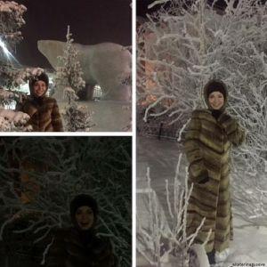 Подробнее: Екатерина Гусева побывала в Салехарде с «Полярным экспрессом»