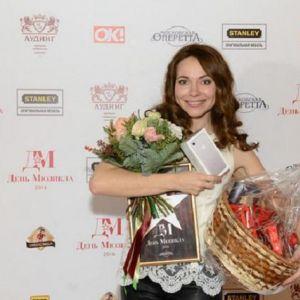 Подробнее: Екатерина Гусева отпраздновала День мюзикла и получила премию