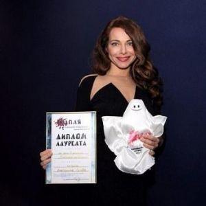 Подробнее: Екатерина Гусева  получила премию «КАПЛЯ» 2015