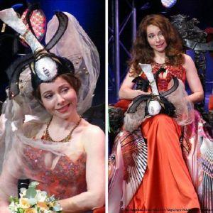 Подробнее: Екатерина Гусева вновь предстала в образе китайской принцессы