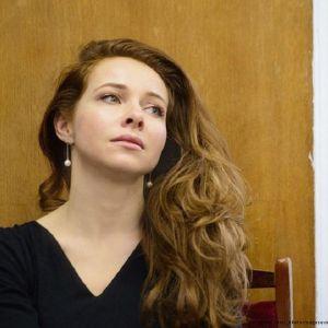 Подробнее: Екатерину Гусеву поддержала на съемках пятилетняя дочка