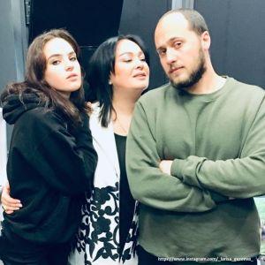 Подробнее: Лариса Гузеева показала дочь и невестку в честь семейного праздника