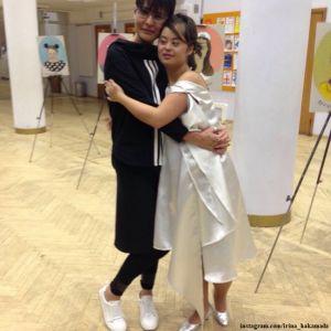 Подробнее: Ирина Хакамада показала, как танцует ее особенная дочь
