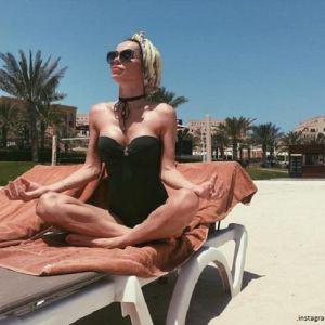 Подробнее: Анна Хилькевич поделилась секретом своей стройности